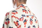 Baïsap - Cherry print shirt - Tricolor shirt for men - #2400