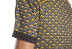 Baïsap - Mens beach shirts - Scale - Printed short sleeve shirts for men - #2509