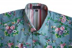 Baïsap - Camisa liberty – British - Camisa estampada liberty - #818