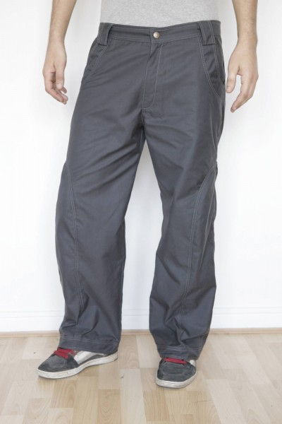 Baïsap - Monkey baggy pants - Available in black or gray