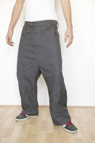 Baïsap - Gray Tiger pants - Improved version of the Banofi pants - trusted by our customers - since the first BAÏSAP collection