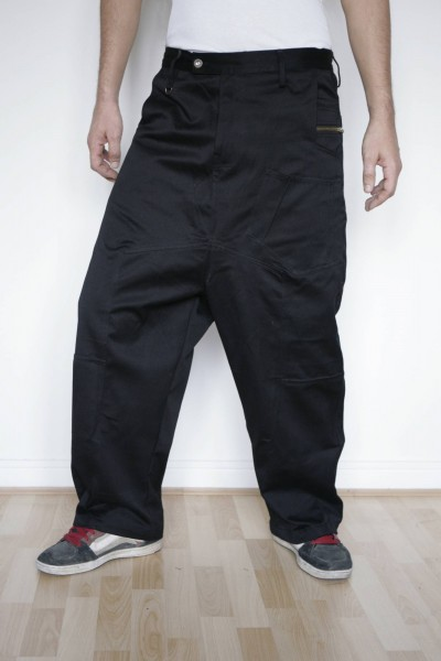 Baïsap - Black Tiger pants - Improved version of the Banofi pants - trusted by our customers - since the first BAÏSAP collection