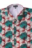 Baïsap - Wax shirt, long sleeve - African shirt for men - #2551