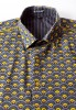 Baïsap - Scale shirt for men - Graphic button up shirts - #2380